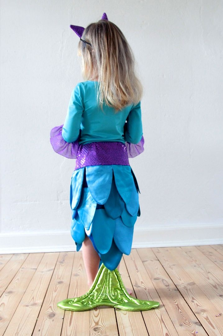 LaRaLiL: En lille havfrue | Style and Fashion | Pinterest