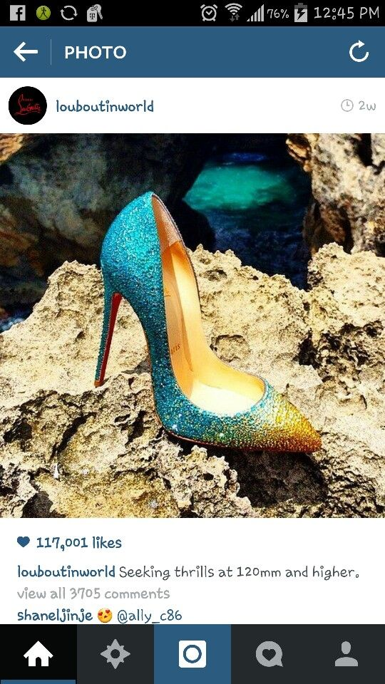 I have died and gone to shoe heaven!