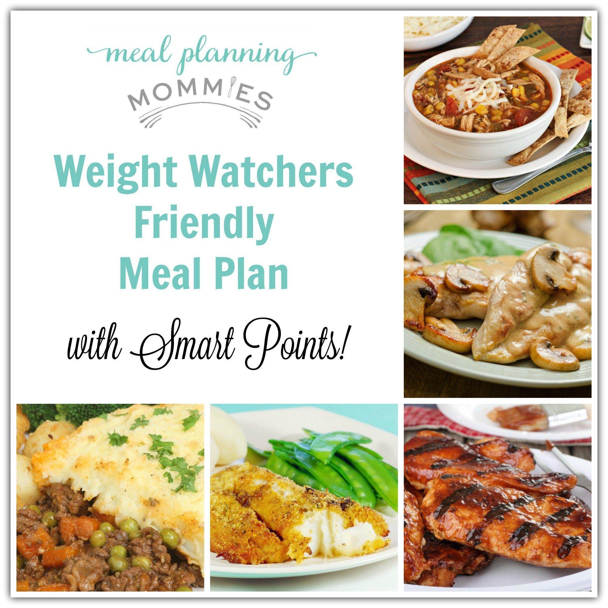 Pin On Ww Friendly Meals