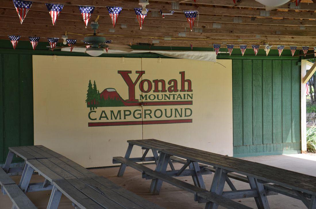 Yonah Mountain Campground - near Helen, GA   Campground ...