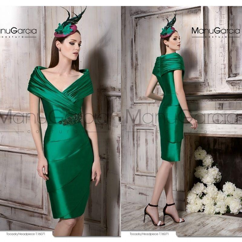 2017 Vintage Grüne Mutter der Braut Kleider Sexy Mantel vestido de ...