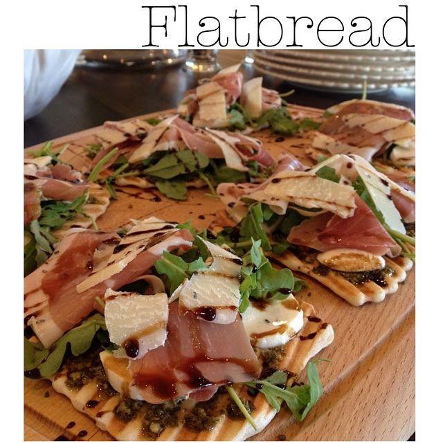 veranda interiors: Recipe: Easy Flatbread