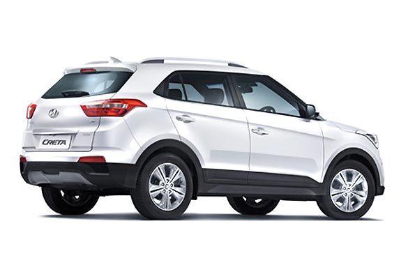 Hyundai Creta 2020 Colours India