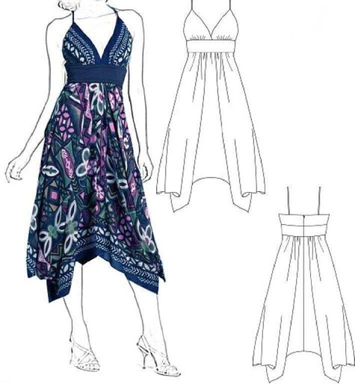 Moldes para blusas de gasa - Imagui | Moda | Pinterest