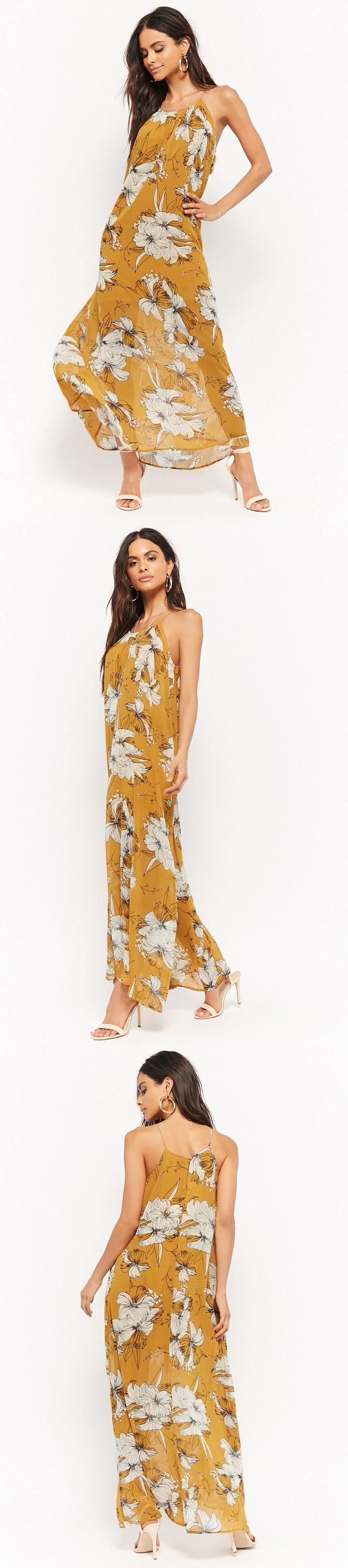 Floral maxi dress usd forever new forever