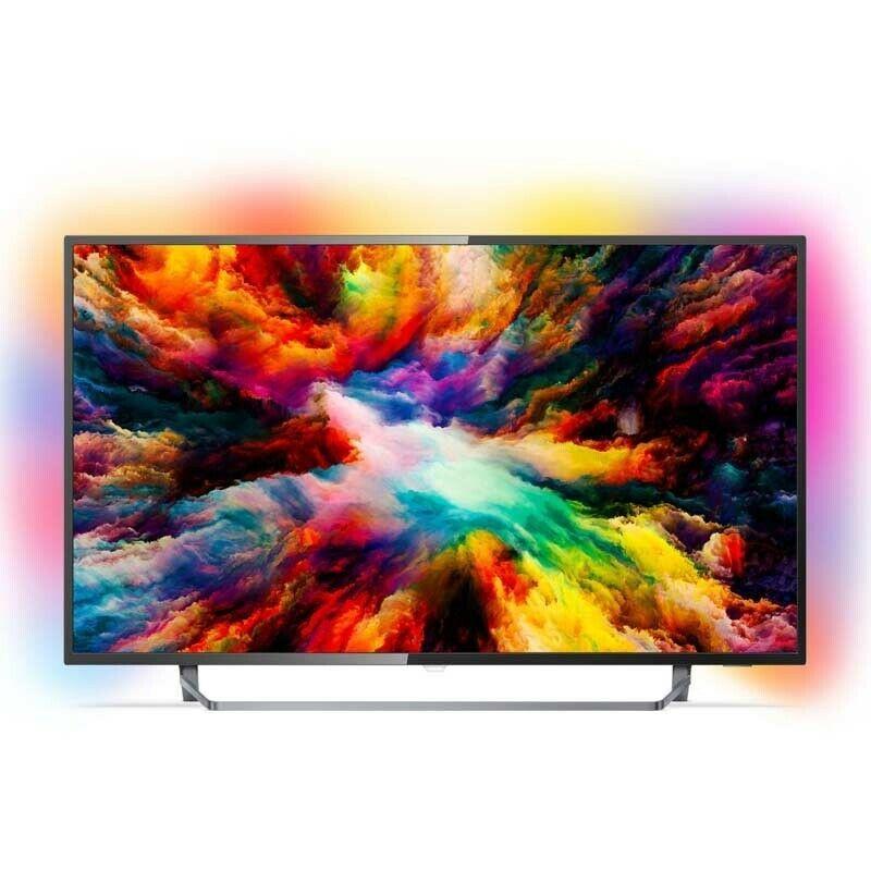 Ebay Led Tv Philips 50pus7373 50 Zoll 4k Led Tv 1600 Ppi Hdr Ambilight Smart Sound 2 Wahl Eek A Led Tv Fernseher Led Fernseher Lcd Fernseher