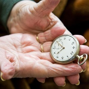 Coping with Elderly Parent's Distorted Sense of Time