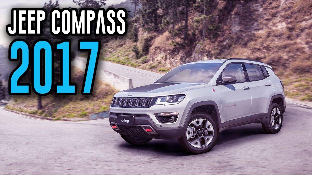 2017 Jeep Compass Premium And Authentic Jeep Design 2017 Jeep