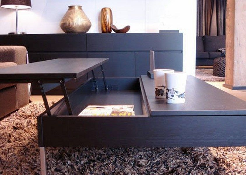 Convertible Ottoman To Table Google Search Adjustable Coffee