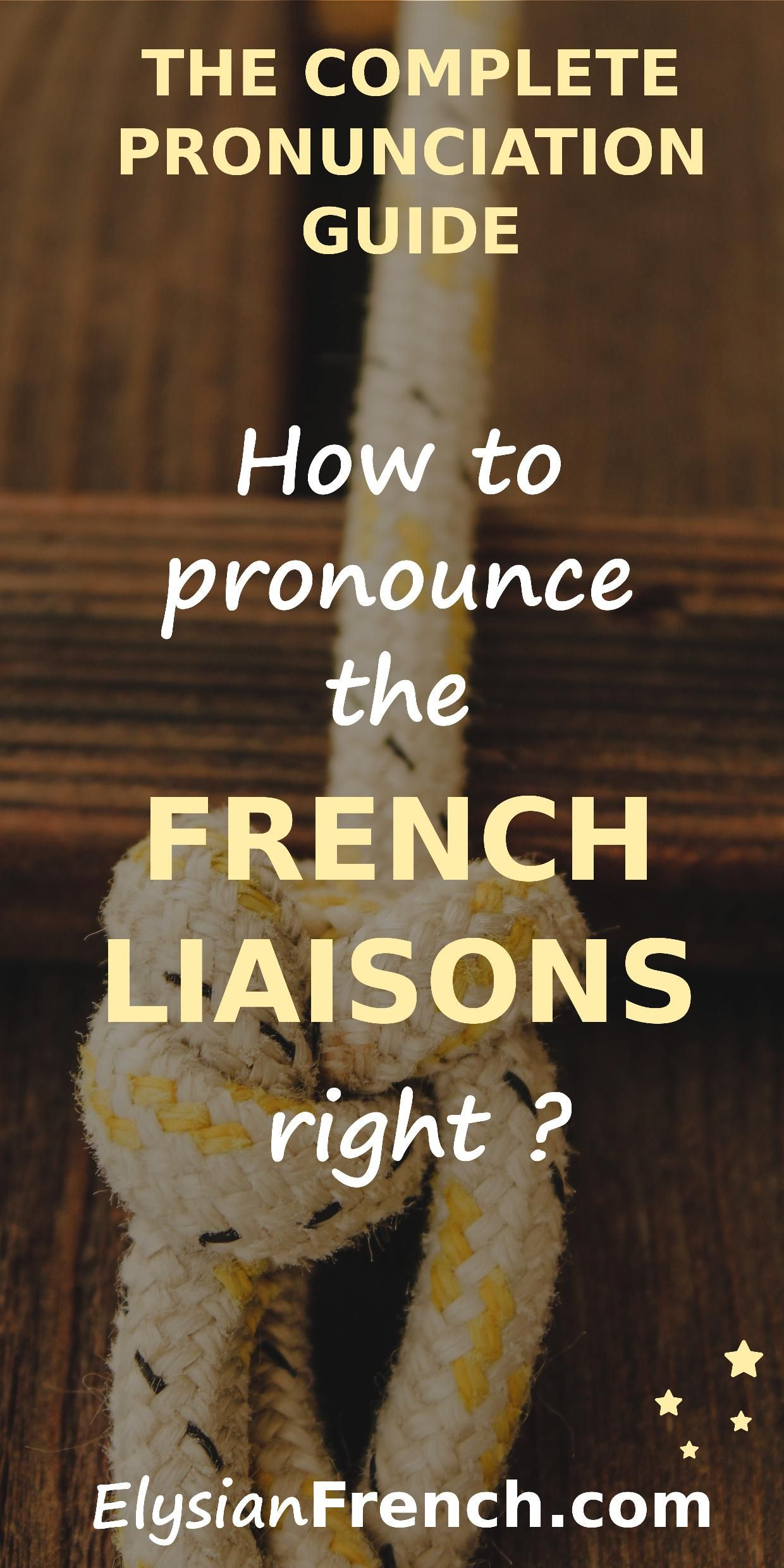 French Liaisons