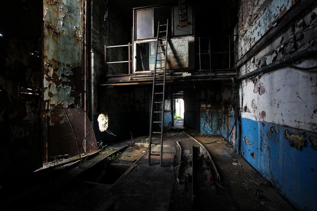 Tower Colliery, South Wales Nov 2016