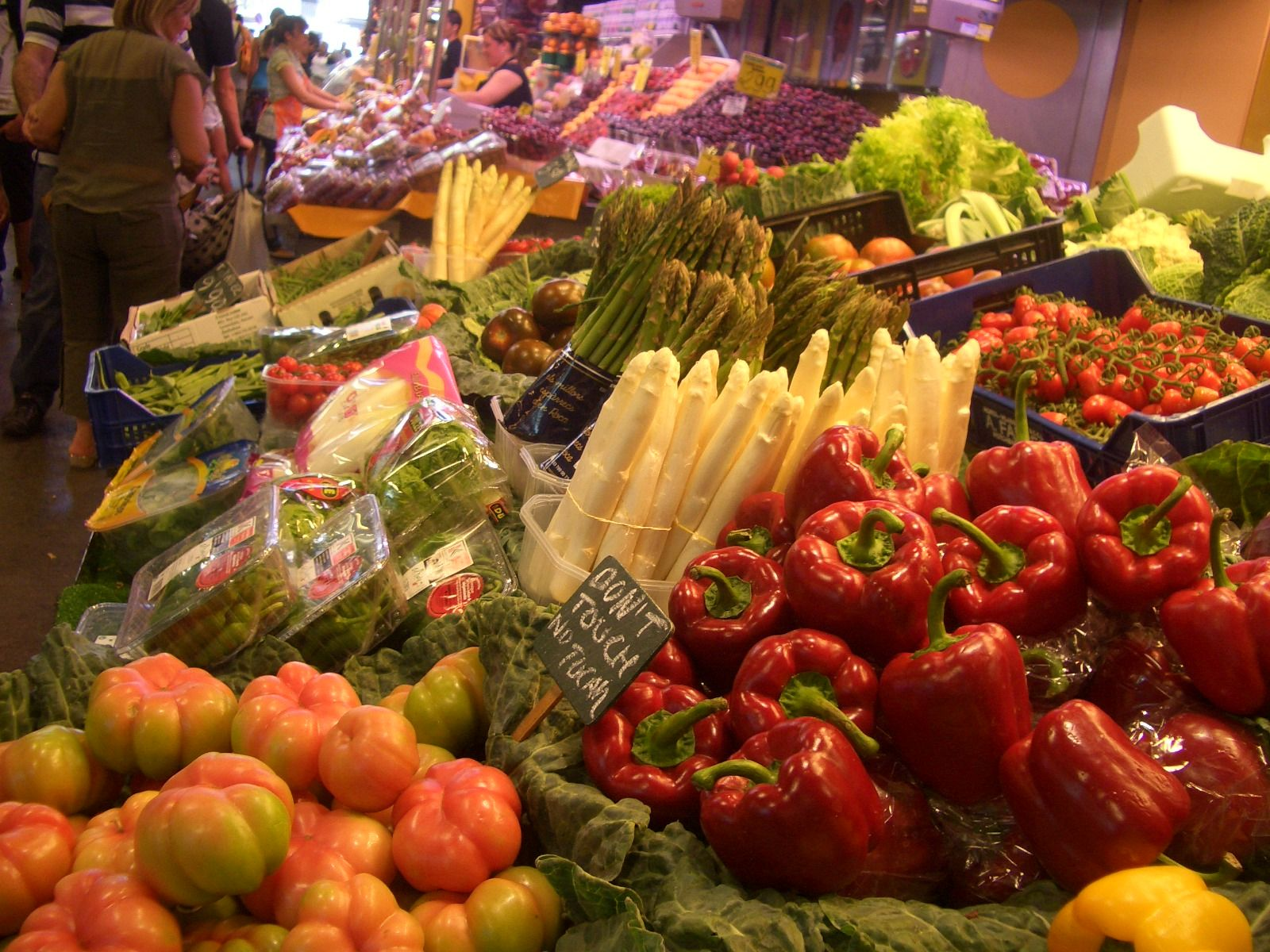 Farmers markets health food farmers market stuffed