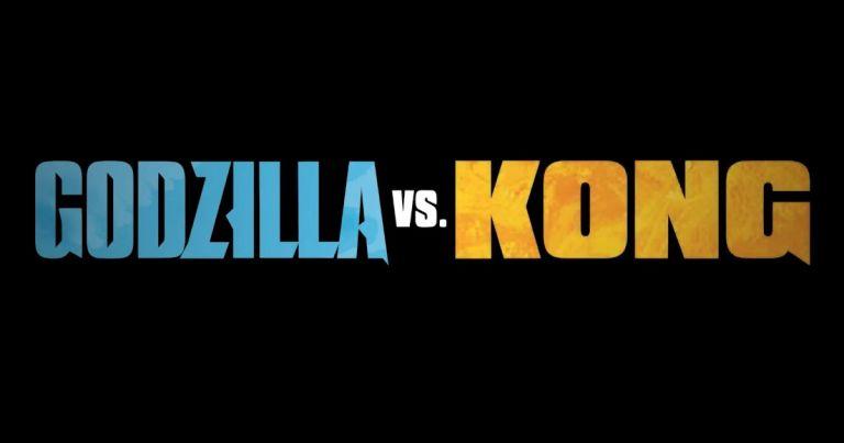 Godzilla Vs Kong Gets A New Logo As According To A Kaiju Fan Account On Twitter Tweeted During A Recent Prime1studio Livestream A S Godzilla Godzilla Vs Kong