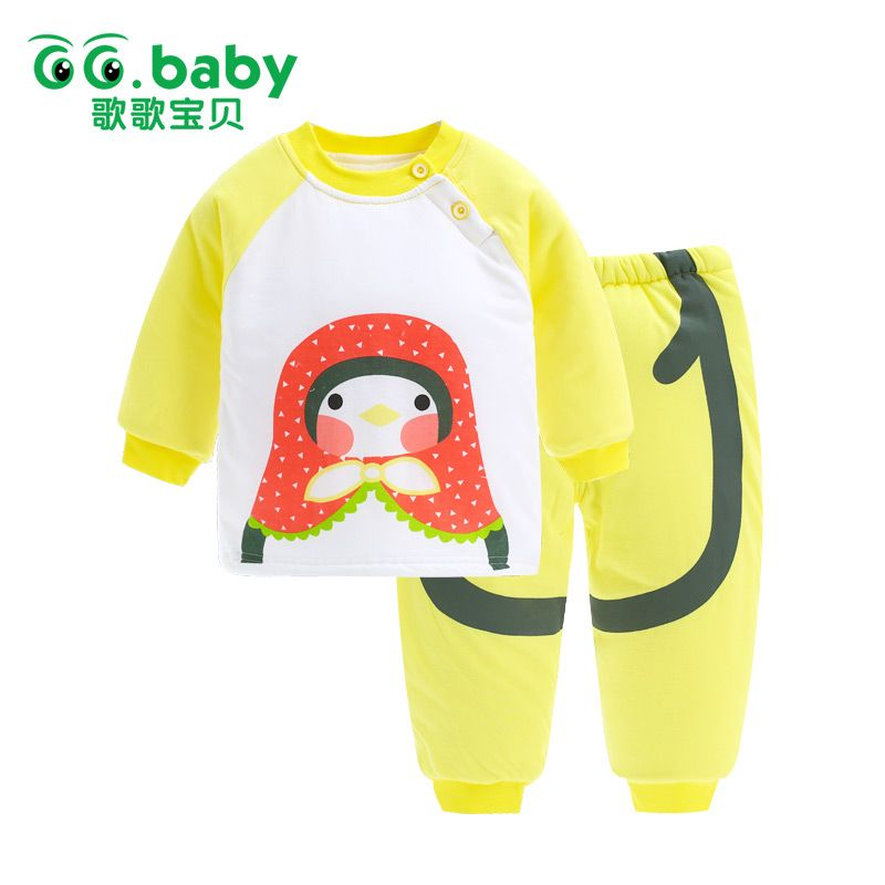 5bbc600af lace up in d20cb 20652 winter baby boy clothing set cotton thermal ...