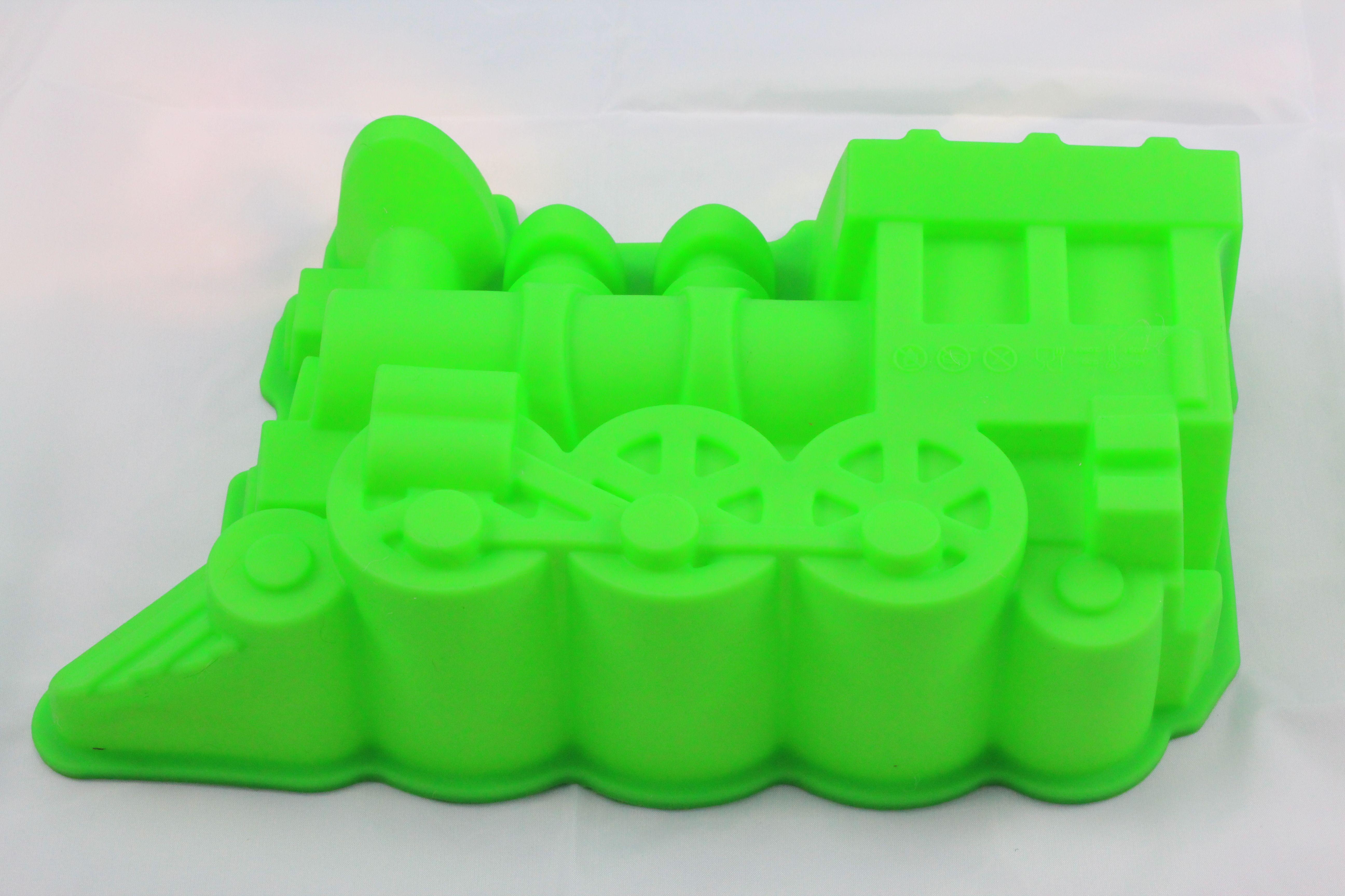 kakeform bamse grønn - Google-søk
