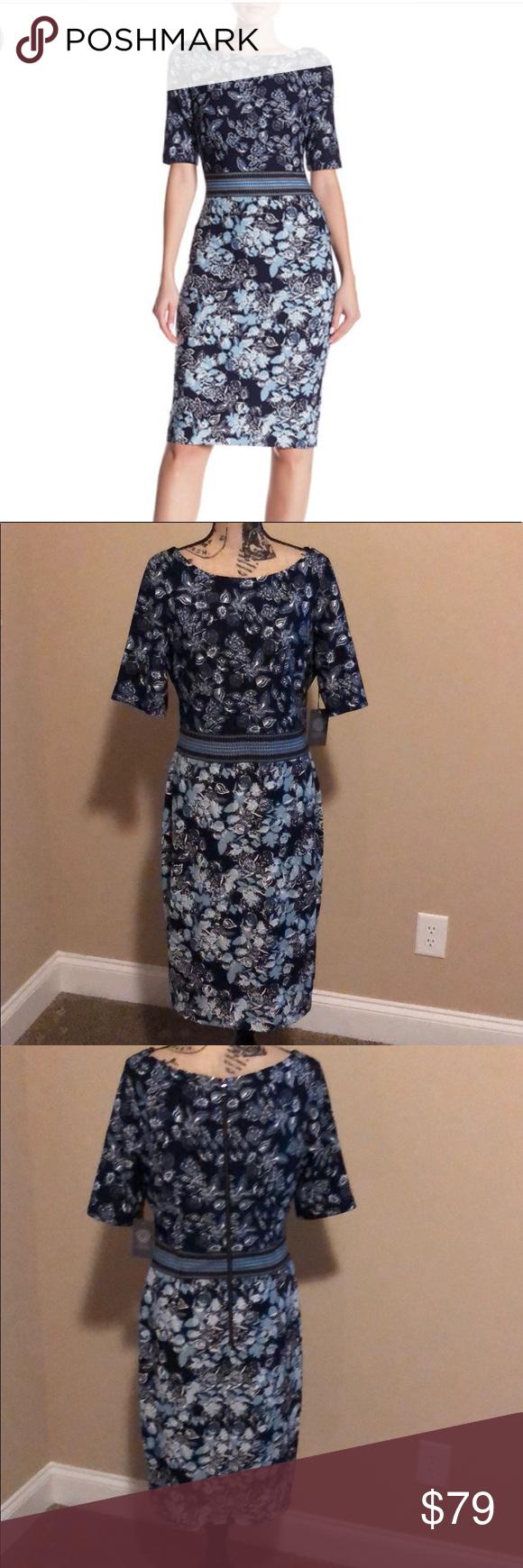 987d42a83cfb7 Flash Sale🎈Vince Camuto size 14 NWT dress NWT Vince Camuto Dresses ...