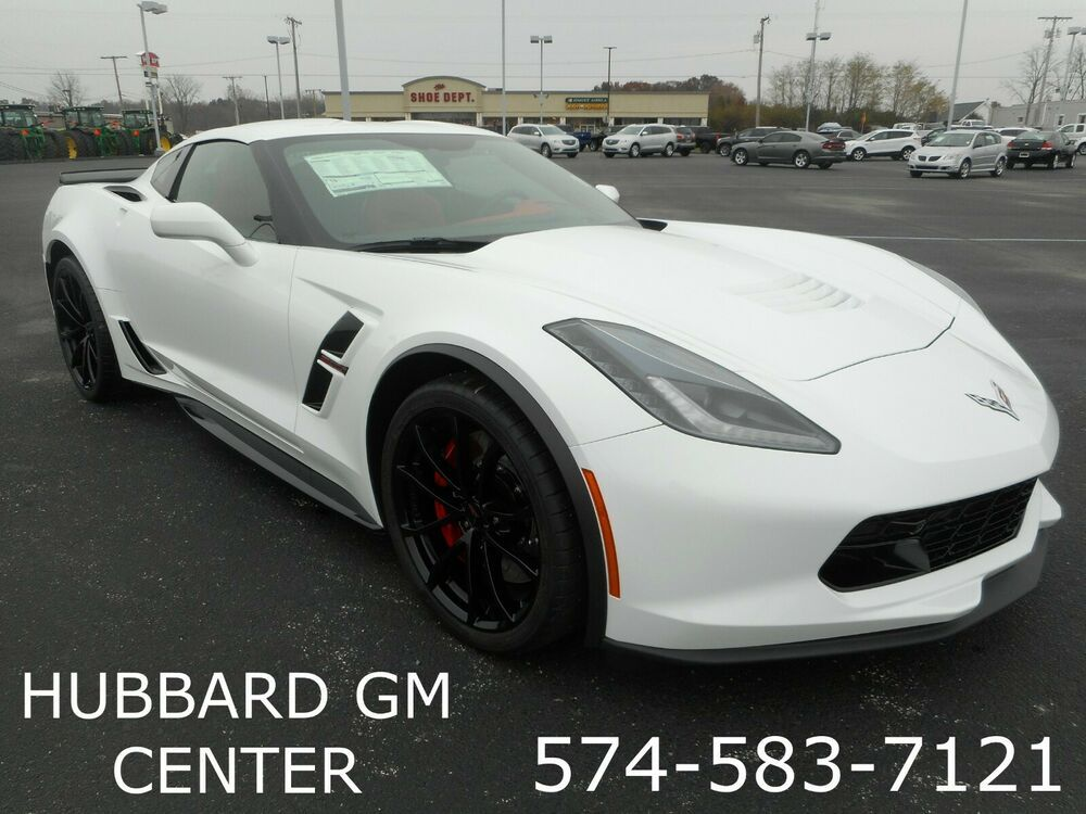 2019 Chevrolet Corvette 2lt Msrp 76,750 New 2019 Corvette