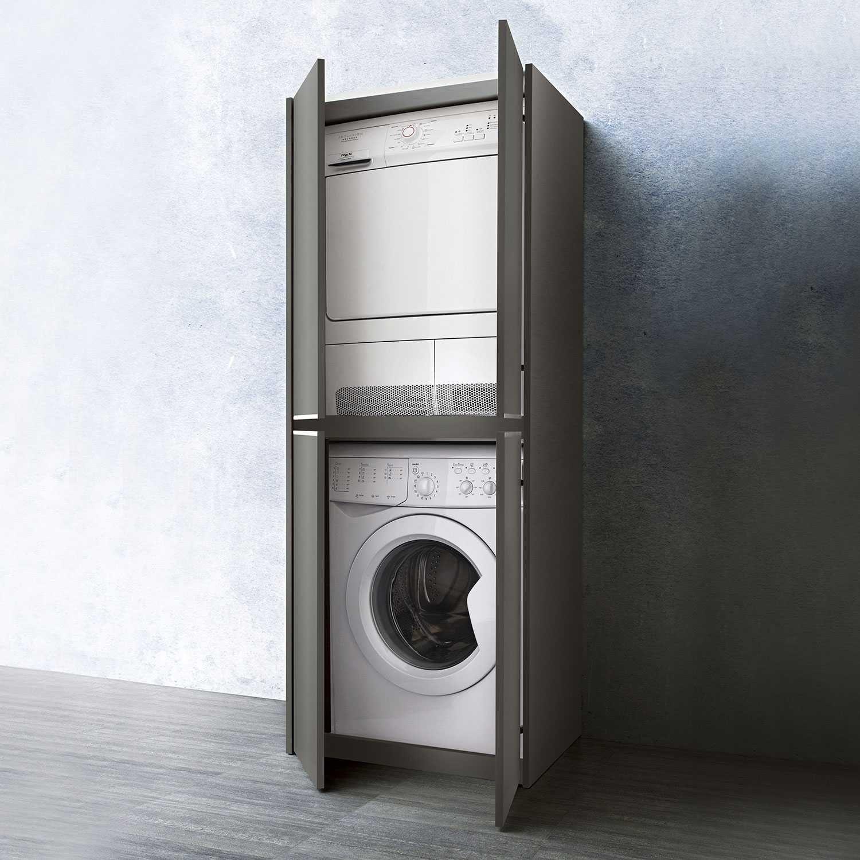 Blizzard Hochschrank Fur Die Waschkuche Waschmaschine Trockner