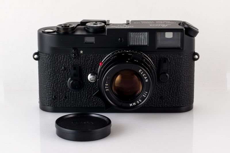 Rare Leica KE-7A Camera Surfaces on eBay for $24,000 USD
