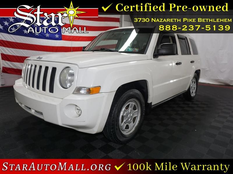 2008 Jeep Patriot 4WD 4dr Sport in 2020 Jeep patriot, Jeep