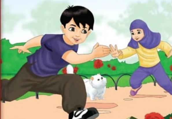 قصص اطفال بالتشكيل تدريب الطفل على بداية القراءه من خلال تكرار عدد من الكلمات عده مرات خلال محتوى القصه حتى يتق Mario Characters Character Fictional Characters