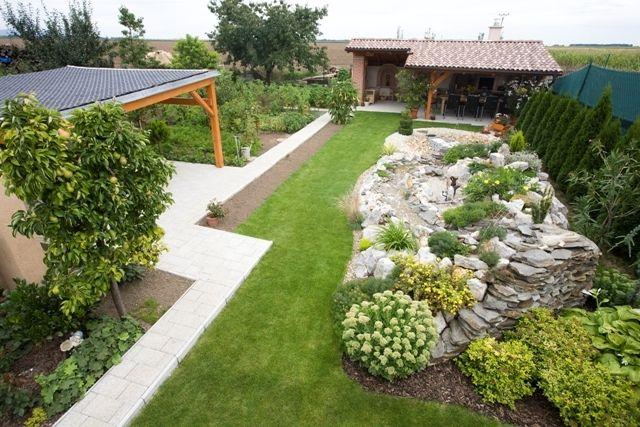 Krásnu záhradu môžete mať aj bez architekta