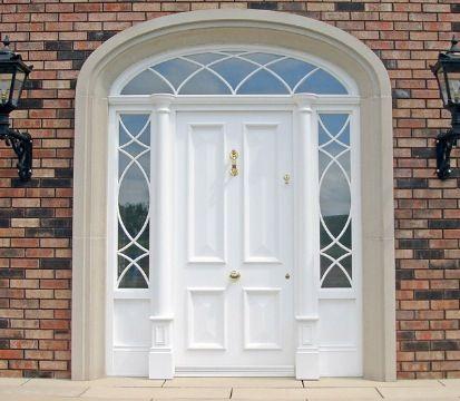 Hayburn Co Tuscan Door Screen Front Doors With Windows Double Doors Exterior House Front Door
