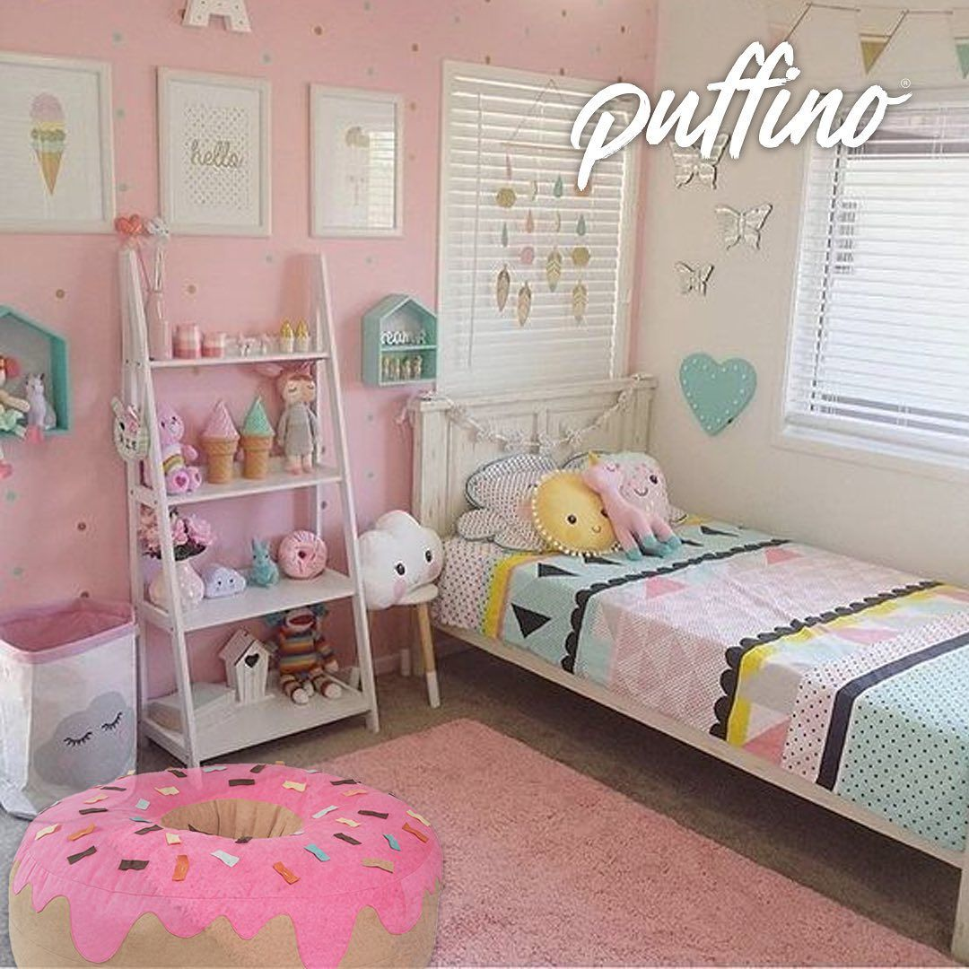 Pin En Instagram Puffino Toddler girls bedroom ideas