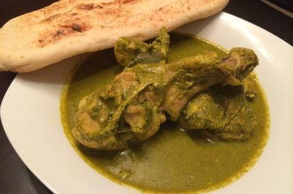 Chicken Hariyali