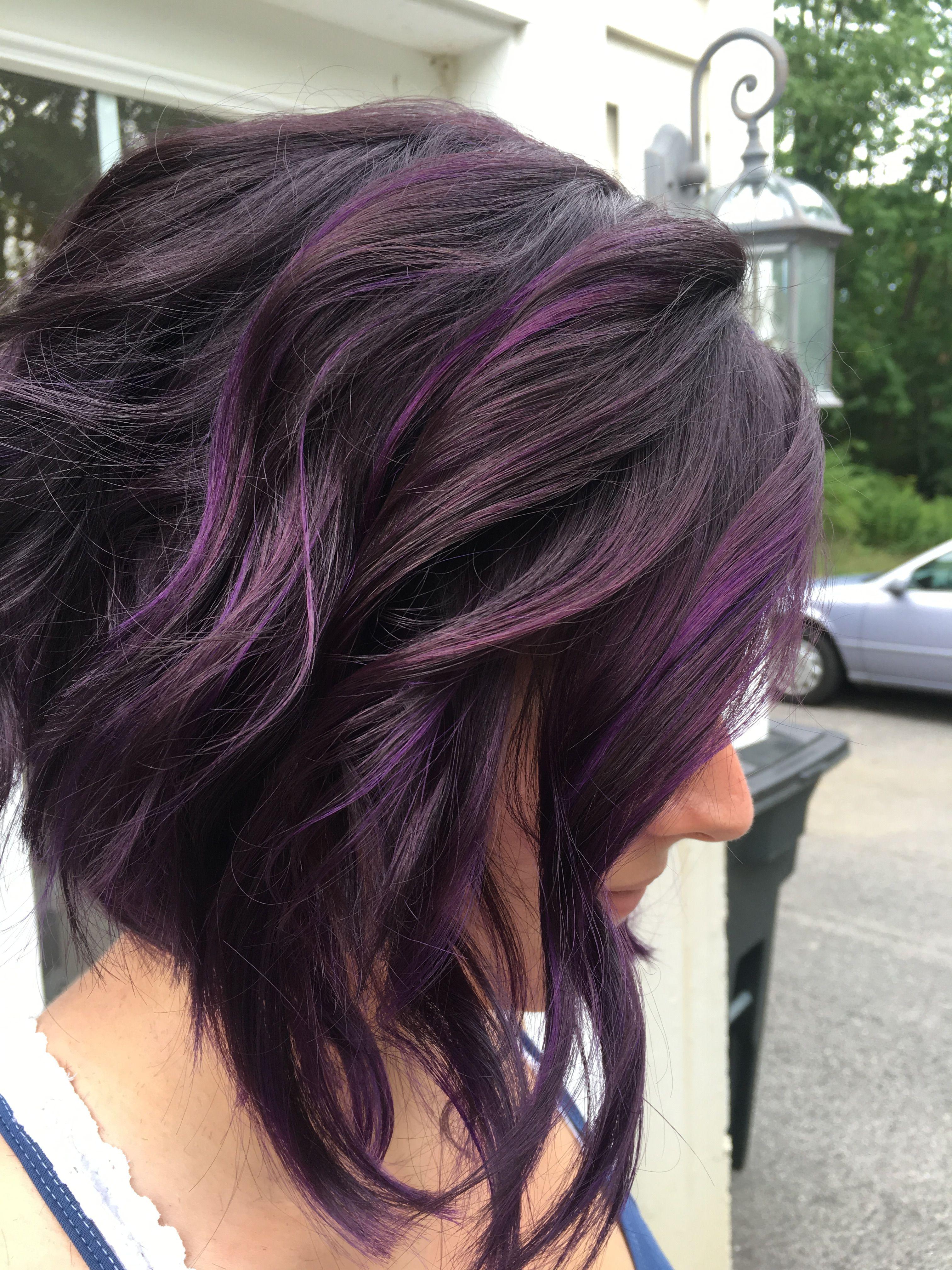Pravana Violet And Wild Orchid Hair Hair Hair Hair Violet Hair