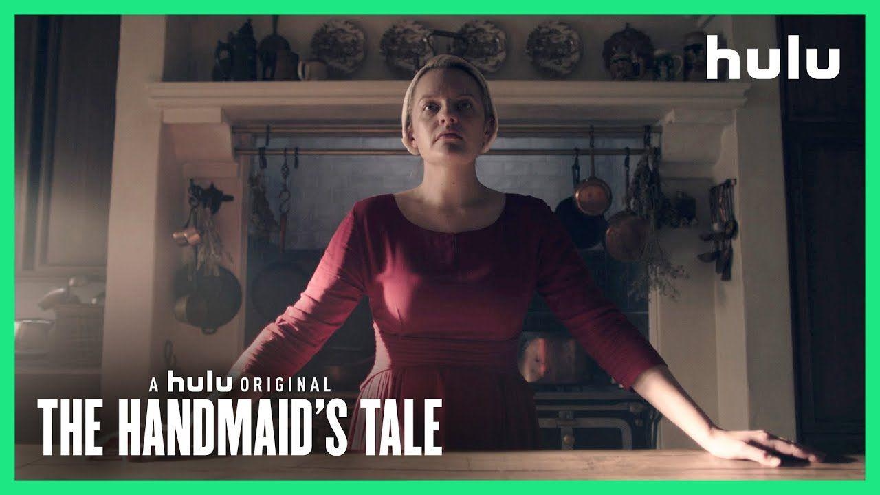 The Handmaid S Tale Series Trailer A Hulu Original Tales Hulu The Originals