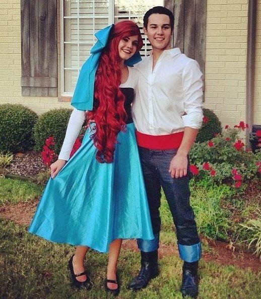 50 Disfraces de Halloween para enamorados Costumes, Couples and - couple ideas for halloween