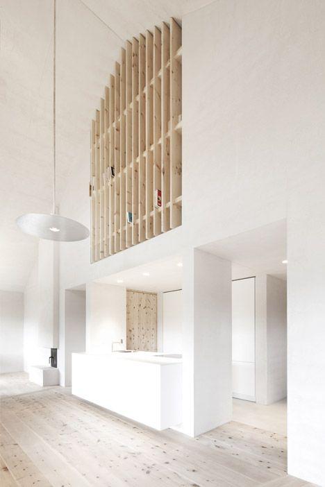 La Padevilla residences by Pedevilla Architects