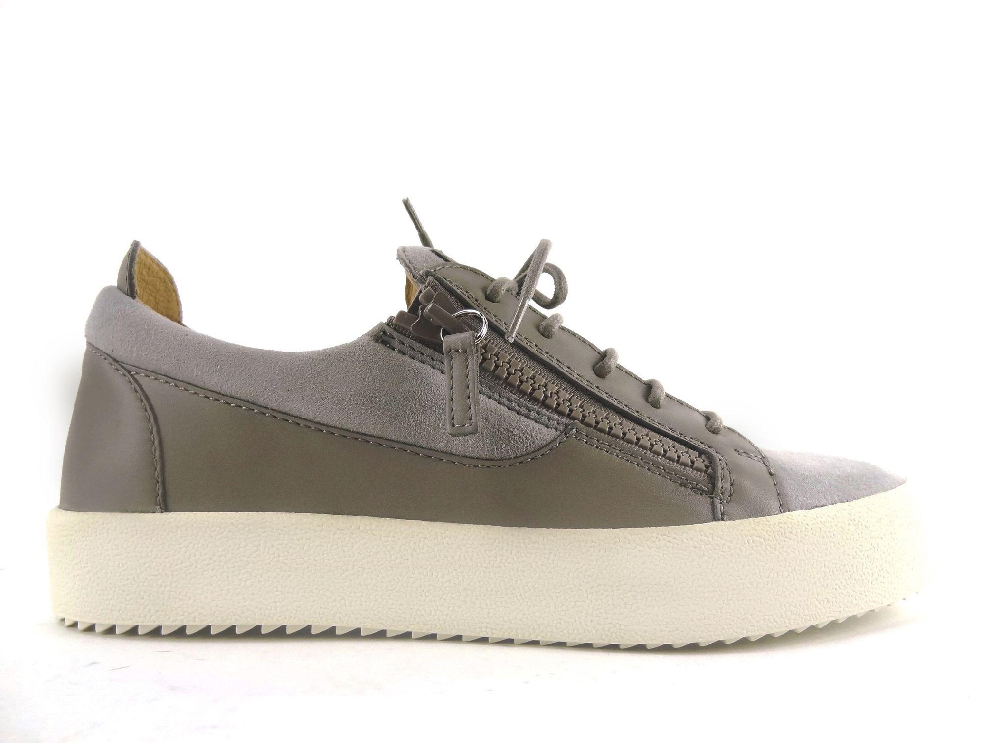 Sneakers Giuseppe Zanotti Za May London H en cuir et