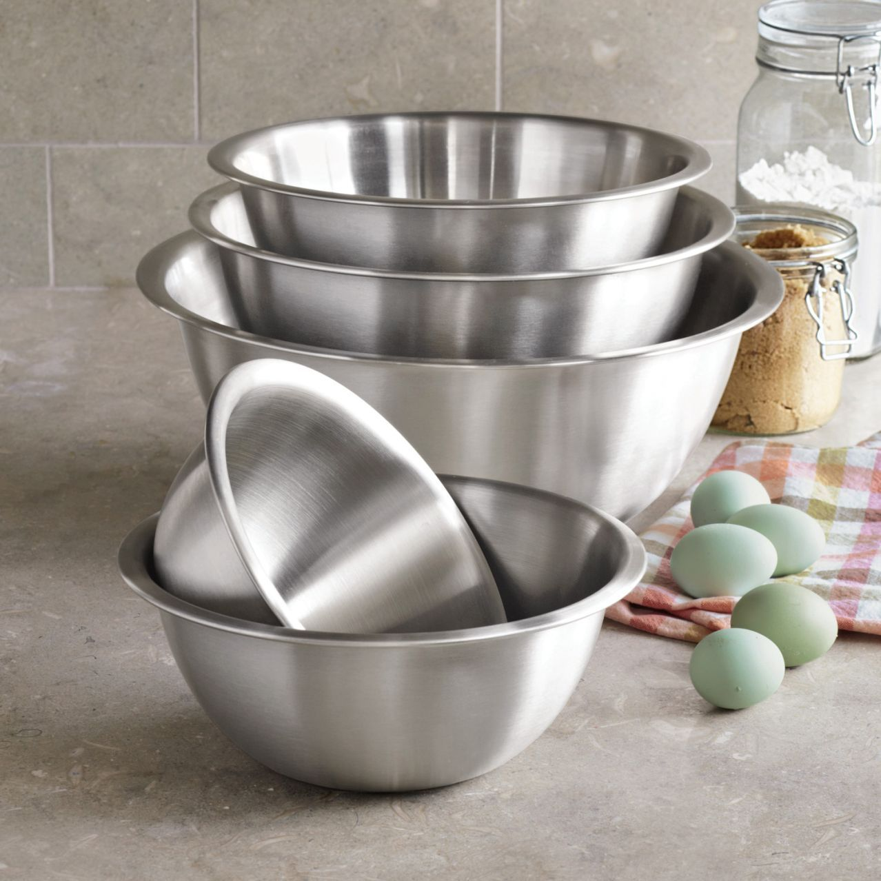 Kitchen things · Sur La Table® Stainless Steel Bowls ... & Sur La Table® Stainless Steel Bowls | Sur La Table | Xmas ...