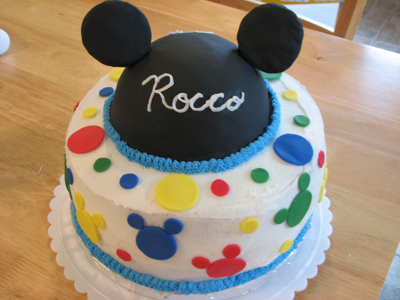 Mickey Mouse Children S Birthday Cakes Childrens Birthday Cakes Cake Mickey Mouse Cake