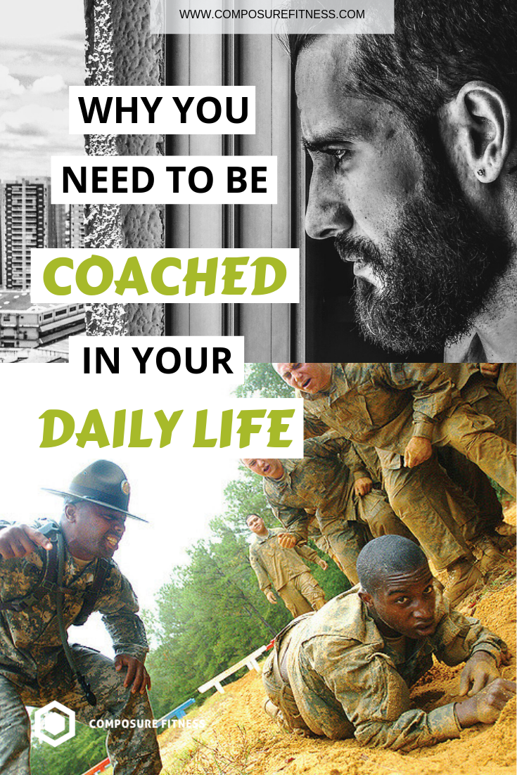Do You Need A Drill Instructor In Your Civilian Life? | Composure Fitness