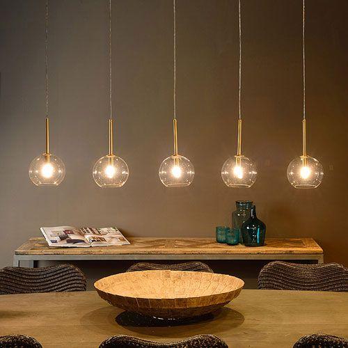 suspension en m tal dor et 5 globes en verre grace lucide marbeuf 2 plafonnier suspension. Black Bedroom Furniture Sets. Home Design Ideas
