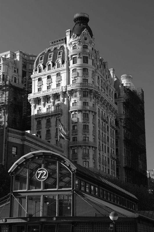 Ansonia Hotel, New York City