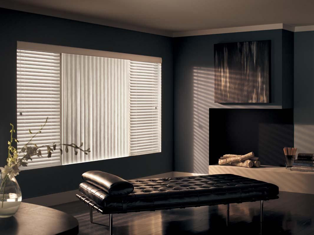 Blinds For Large Living Room Windows Blinds For Large Windows