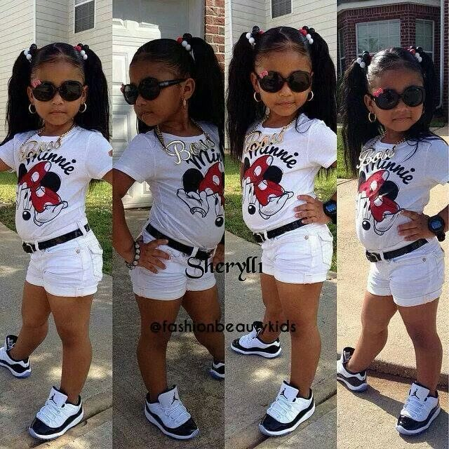 .She Looks So Much Like Me When I Was Younger. Like This
