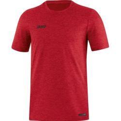 Jako Herren T-Shirt Premium Basics, Größe L in Rot JakoJako
