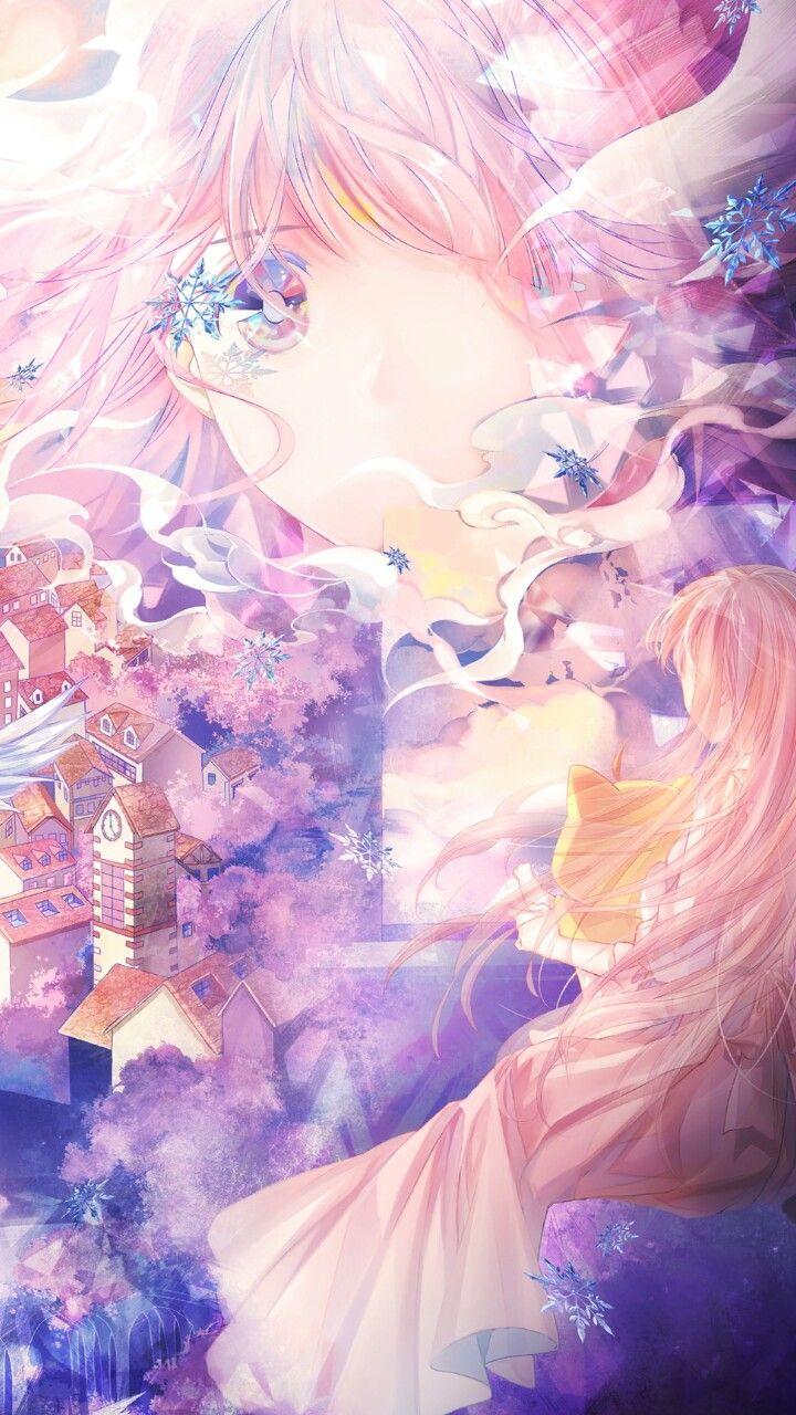 Walaupun hidup ini sedih bawa ke senangnya aja ☺ Anime