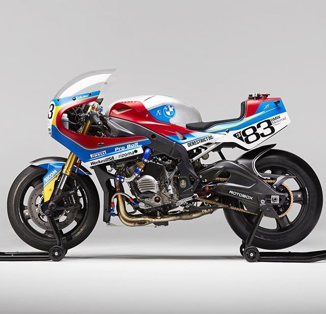 Today on Silodrome - The 200hp BMW PRAËM S1000RR  @_praem_ @BMWMotorrad @BMWMotorradUSA #bmw #motorrad