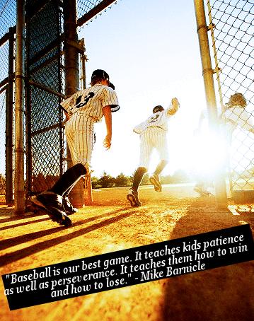 Baseball Is Sports Baseball Baseball Quotes Baseball