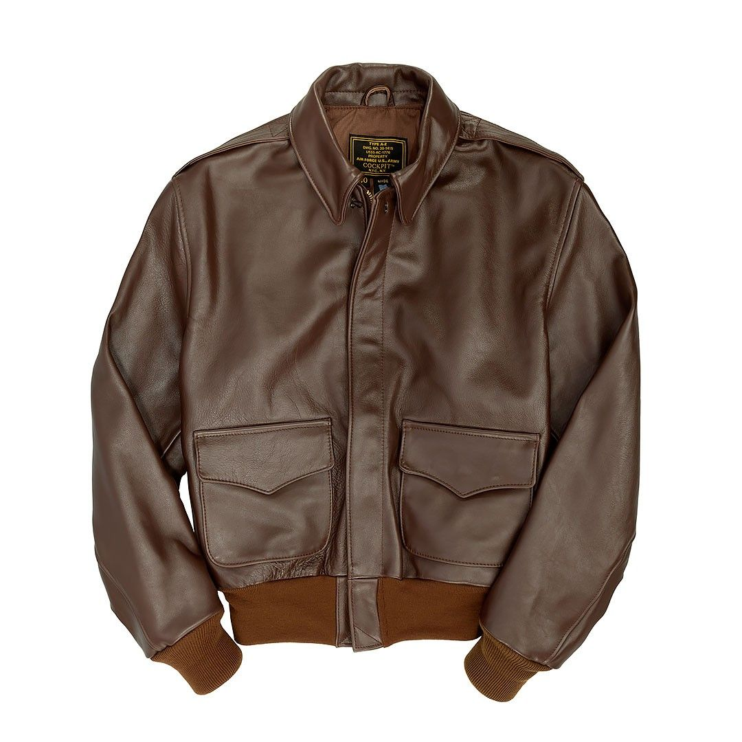 f18e6dbce WWII Government Issue A-2 Jacket in 2019 | Classic Men's Essentials ...