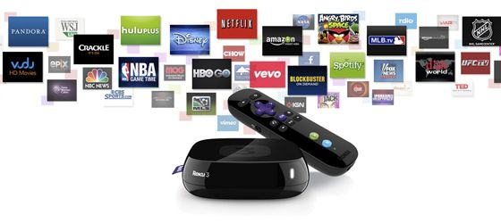 Little Black Box Roku is Tops in Streaming Industry; out