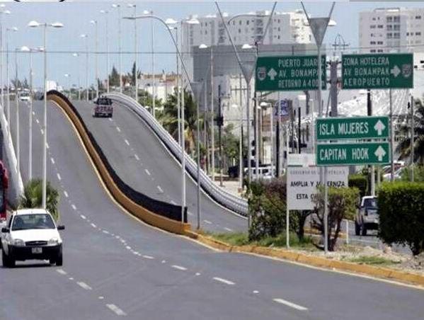 En beneficio de Turismo mejoran conectividad de Cancún e Isla Mujeres
