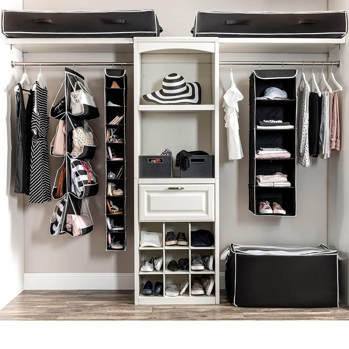 26 Stylish Closet Organizers To Stop The Clutter And Improve Your