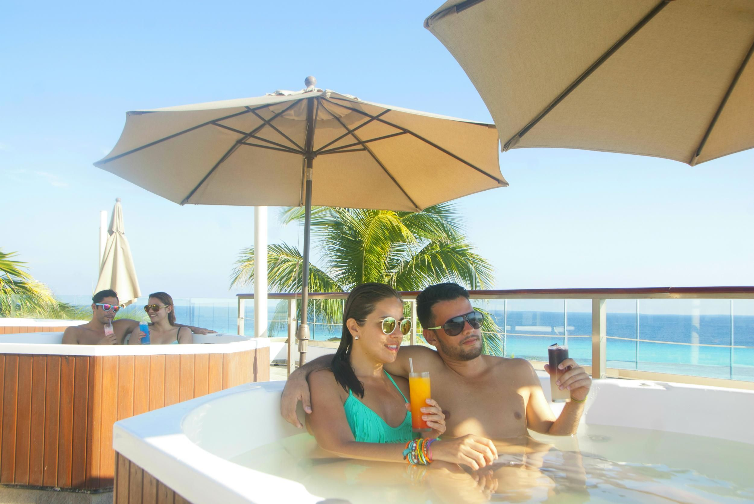 Cancun Reef Park VIP
